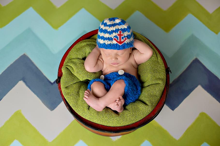 Jackson | San Antonio Newborn Photography